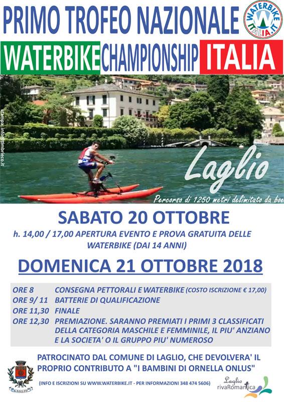Waterbike Championship Italia